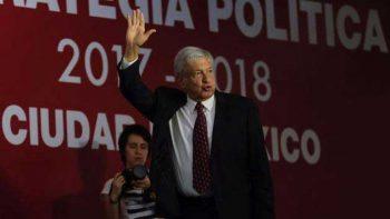 López Obrador dice que sólo hará alianza con el PT para 2018