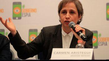 Periodistas y activistas mexicanos denuncian espionaje ante Fiscalía