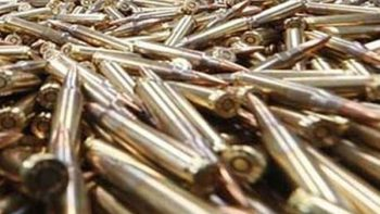 Militares aseguran cargadores y municiones en Tamaulipas