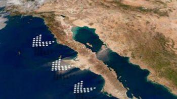 Península de Baja California se deforma y desplaza cuatro centímetros al año