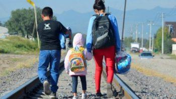 Familia migrante vive de cerca experiencia sobre violencia familiar
