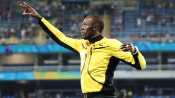 Usain Bolt comanda a los atletas más destacados de la historia