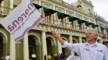 Ni confrontación ni sumisión con Yunes: candidato de Morena en Xalapa
