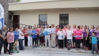 Convierten Módulo DIF en moderno Centro Comunitario en San Nicolás