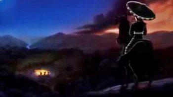 Alistan película 'La Leyenda del Charro Negro'