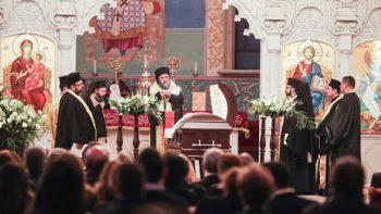 Concluye primer servicio funerario de Chedraoui