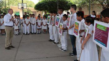 Fortalece Gobierno de Matamoros programa de lectura y escritura en escuelas integradoras