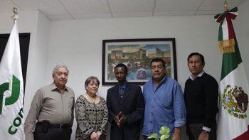Llevan a la República de Haití modelo educativo del Conalep