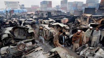 Condenan a otros seis acusados por atentado en Bombay en 1993