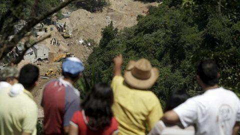 'Nadie nos dijo qué hacer en caso de una erupción'