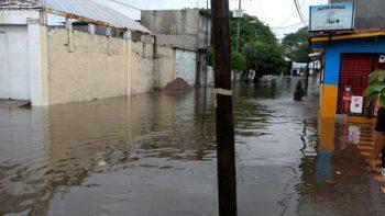 'Beatriz' se degrada a depresión tropical