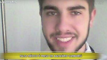 Falso doctor ejerció medicina en Brasil con lo que aprendió en 'Grey's Anatomy' (VIDEO)