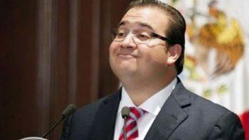 Duarte sobornó a diputados de Veracruz con 150 millones de pesos