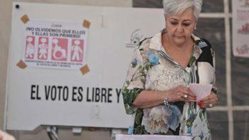 A 64 años del voto de la mujer, exigen eliminar violencia política