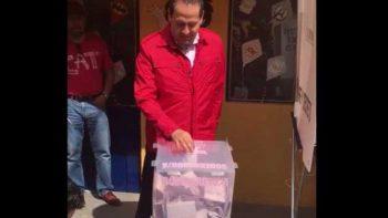 Jornada electoral en Edomex, sin incidentes mayores: Eruviel Ávila