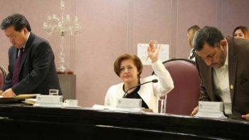 Diputados de Morena ven positivo desafuero de Eva Cadena en Veracruz