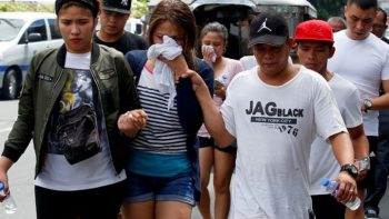 Mueren 36 personas en un ataque contra un casino en Filipinas
