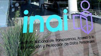 Transparencia pide datos de informe sobre eliminación de datos