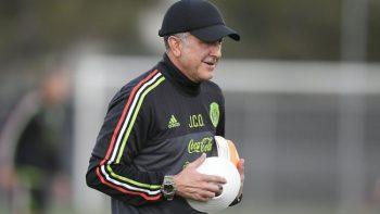 Juan Carlos Osorio 'no se tocará el corazón' al armar la lista