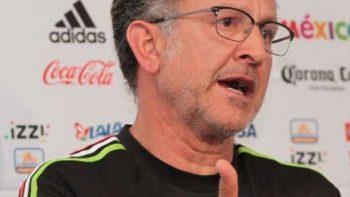 Osorio reconoce que el plantel no está al cien