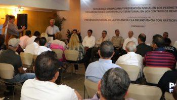Mayor participación ciudadana en la prevención