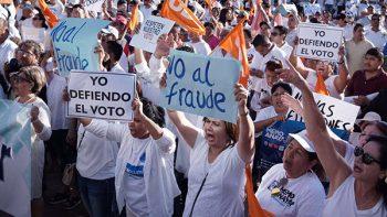 'Lucha por un Coahuila digno seguirá', señalan en Acuña