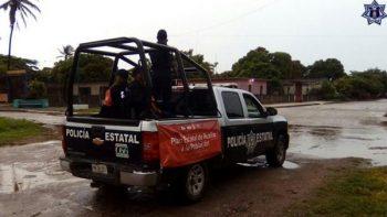 Habilitan 37 refugios en Oaxaca por 'Calvin'