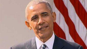 Obama envía mensaje a jóvenes que participaron en marcha antiarmas