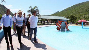 Invierte gobierno de Nuevo León 20 millones en Bustamante