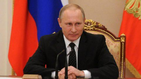 Rusia se prepara para seis años más de Putin