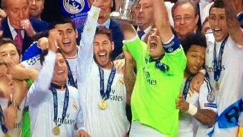 Sin piedad, Real Madrid gana 4-1 a la Juve y es 12 veces campeón