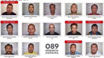 Dan a conocer lista de prófugos restantes de penal de Ciudad Victoria