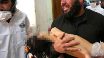 Confirman uso de gas sarín en la localidad siria de Jan Sheijun