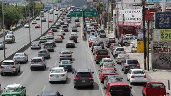 Restringirá Nuevo León circular a vehículos foráneos