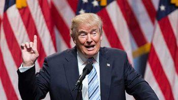 Trump urge al Congreso a aprobar paquete de leyes antiinmigrantes