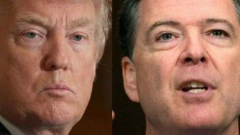 Trump nunca pidió `lealtad´ al ex director del FBI, afirman