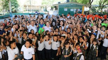Juan Diego Guajardo y Rosalva Viera le apuestan a la cultura y a la educación