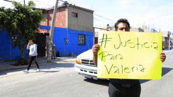 El caso de Valeria hace eco en medios internacionales