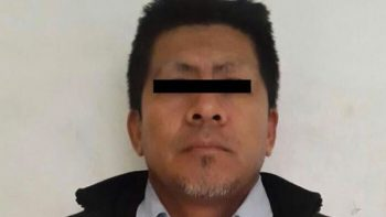 Ingresan a penal a presunto asesino y violador de Valeria