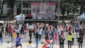 Zumba, la compañía de baile más grande del mundo