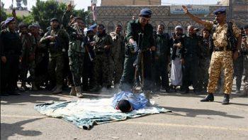 Lo ejecutan a balazos por violar y asesinar a una niña en Yemen