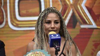'Barby' Juárez espera fecha y sede para pelea con Jackie Nava