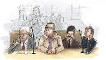 Duarte va a juicio por delincuencia organizada