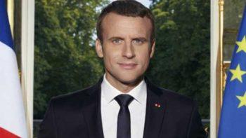 Macron invita a AMLO a Francia para reforzar relación franco-mexicana