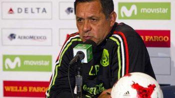 Pompilio se siente satisfecho con la Selección Mexicana