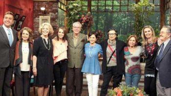Primeros actores de Televisa se promueven en 'Ventaneando'
