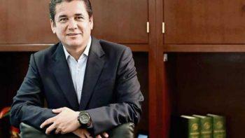 Respaldan a Puente Salas como abanderado presidencial del PVEM