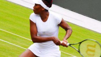 Tenista Venus Williams consigue su boleto a final de Wimbledon