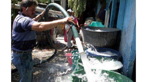Rumores, privatización del agua: Conagua