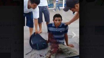 Asaltan y hieren de muerte a hombre en Cancún